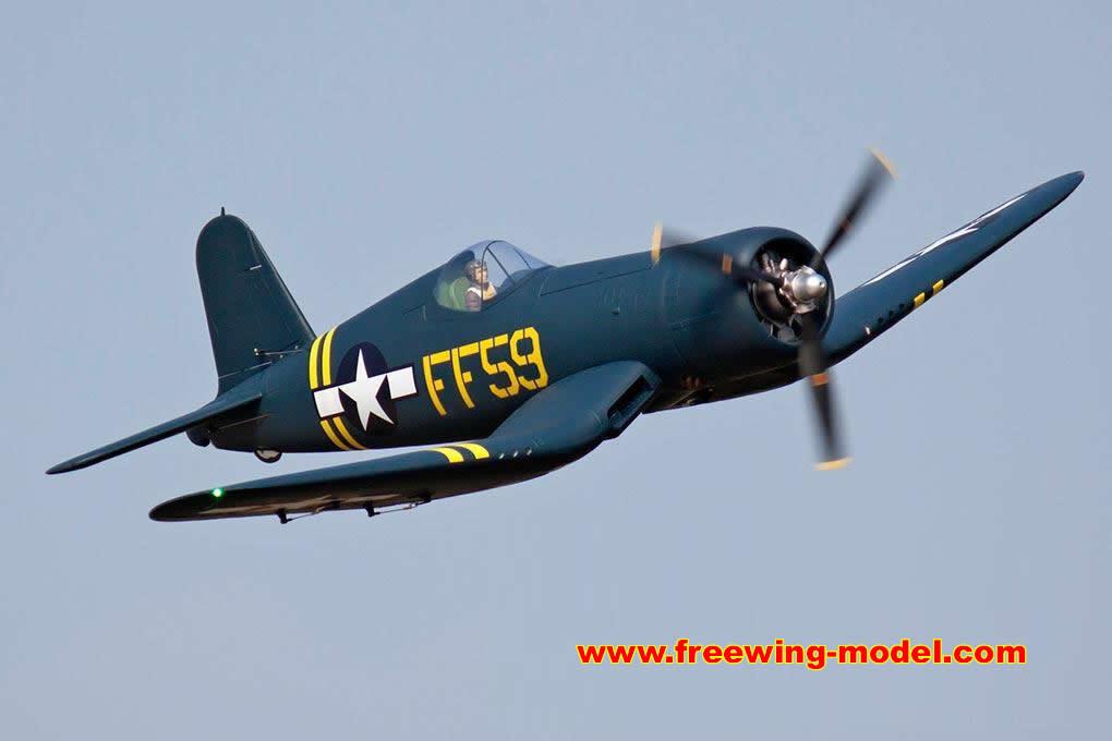f4u 1d corsair plane
