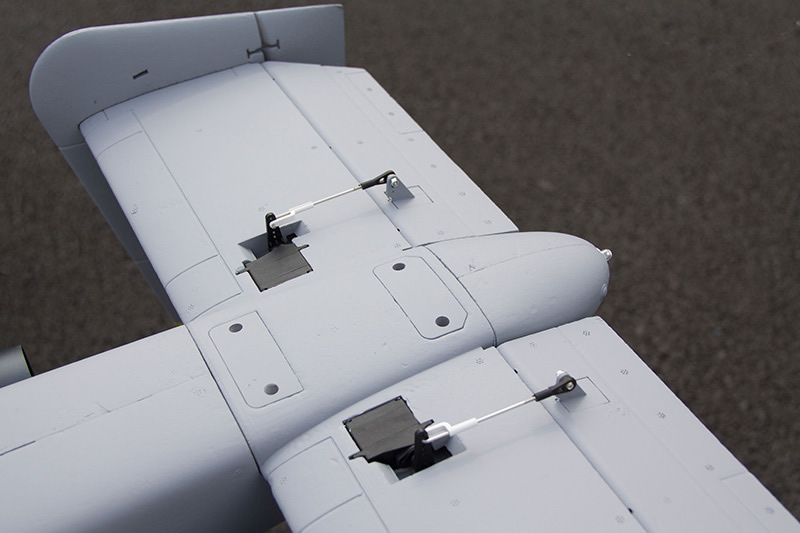 Freewing A-10 Thunderbolt II Super Scale Twin 80mm EDF Jet RC airplane