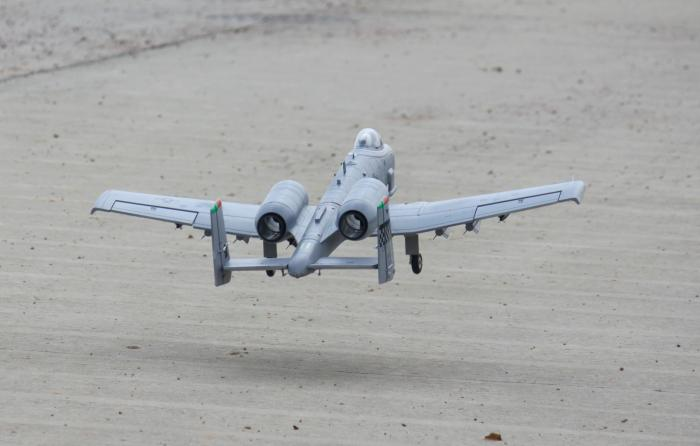 Freewing A-10 PLUS Thunderbolt II Twin 64mm EDF Jet PNP