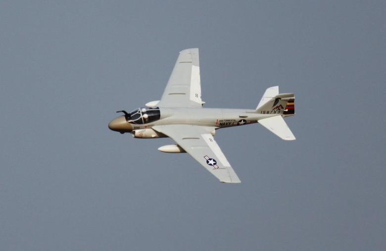 Freewing A-6 Intruder 80mm EDF Jet PNP 6S RC Airplane