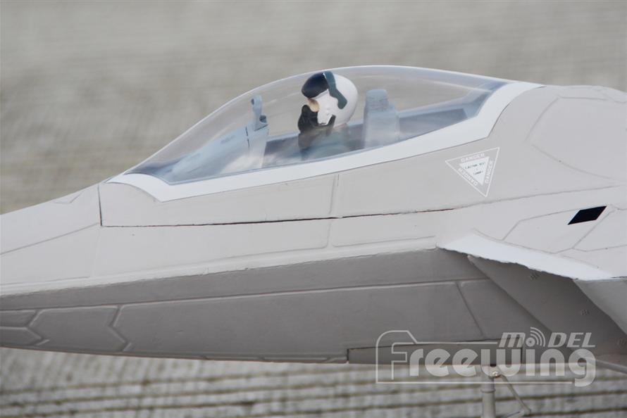 Freewing F-22 Raptor 64mm EDF Jet PNP RC Airplane cheap wholesale