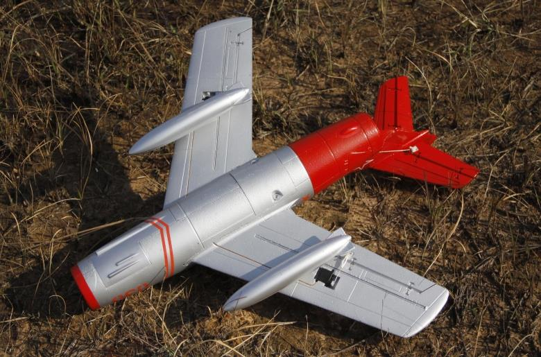 Freewing Mig-15 Silver 64mm EDF Jet PNP RC Airplane
