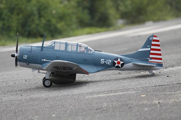 Freewing SBD-5 Dauntless 1330mm (52 inch) Wingspan  PNP RC Airplane