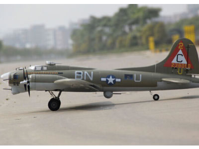 FreeWing 1600MM RC B17 Flying Fortress EPO Foam PNP Model Airplane