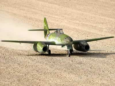 Freewing Twin EDF Messerschmitt Me-262