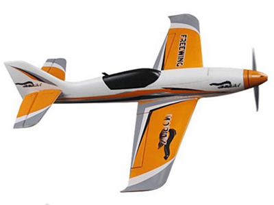 Freewing Moray Red(Orange) Racer 4S PNP RC Airplane