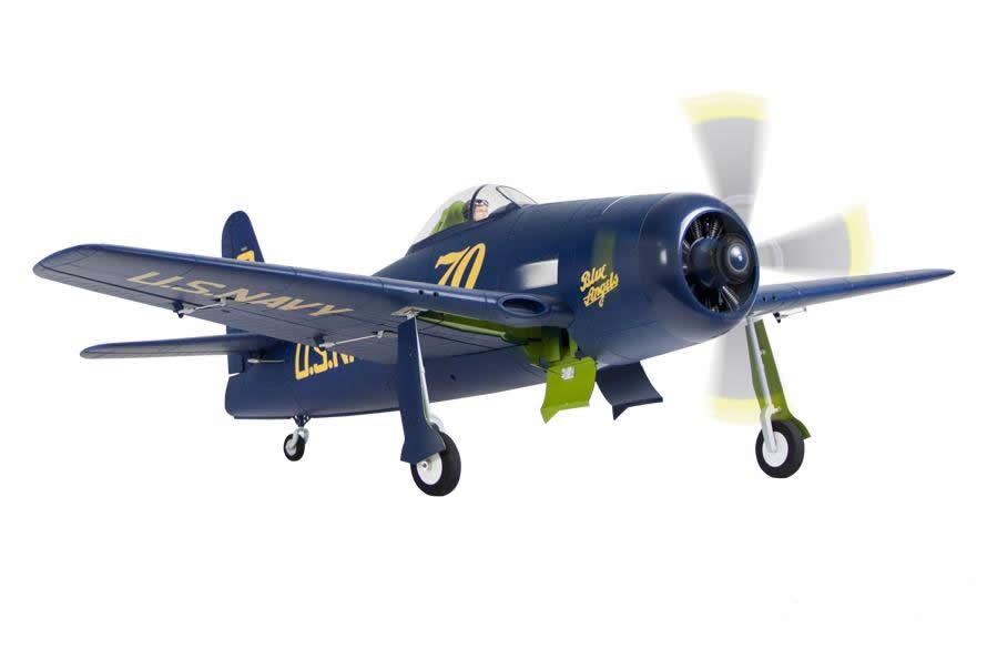 FlightLine RC F8F-1 Bearcat RC Airplane