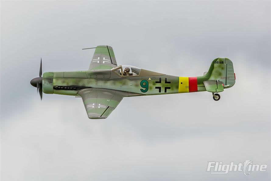 FlightLine RC Focke-Wulf Ta 152H RC Airplane