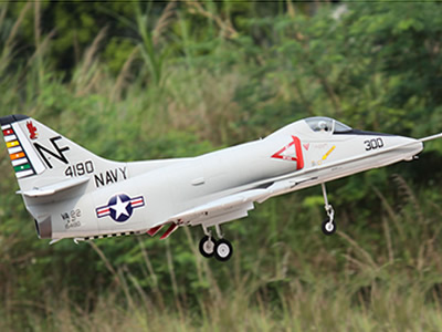 Freewing A-4E/F Skyhawk 80mm EDF Jet RC airplane