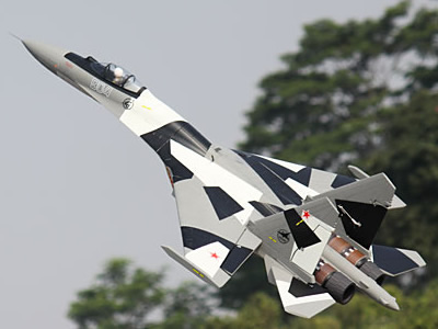 Freewing SU-35 Dual 70mm Vectored Thrust EDF Jet Kit Rc